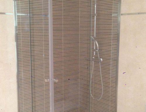 Bathroom Refurbishment IV – Shower Doors